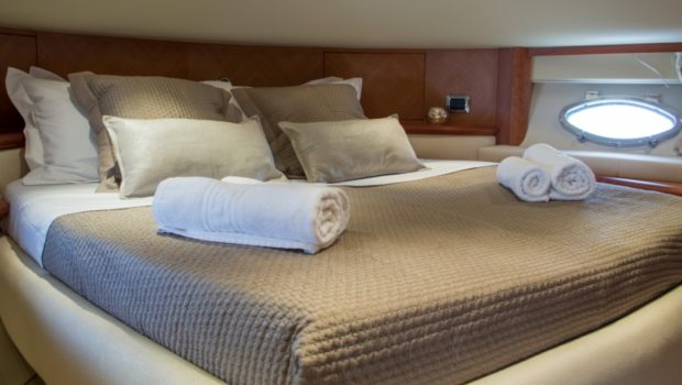 my joy aicon motor yacht cabins (2) -  Valef Yachts Chartering - 0251