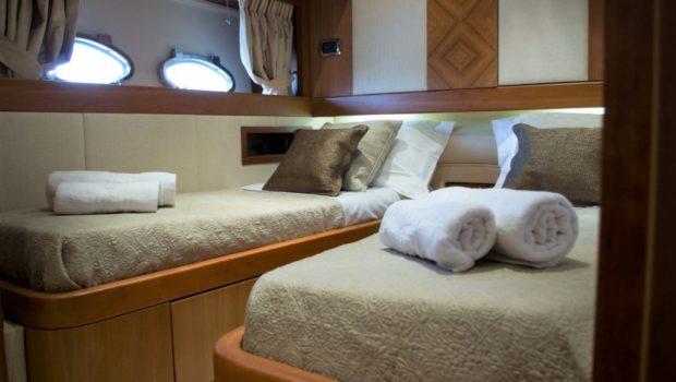 my joy aicon motor yacht cabins (6) -  Valef Yachts Chartering - 0246