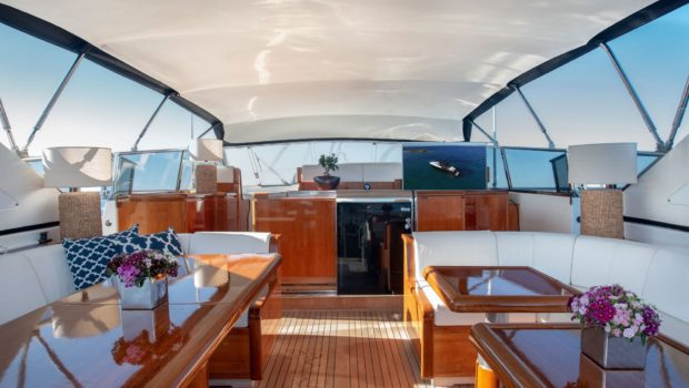 turn on motor yacht aft (1) -  Valef Yachts Chartering - 0176