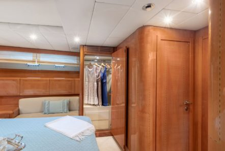 turn on motor yacht master suite (1) -  Valef Yachts Chartering - 0210