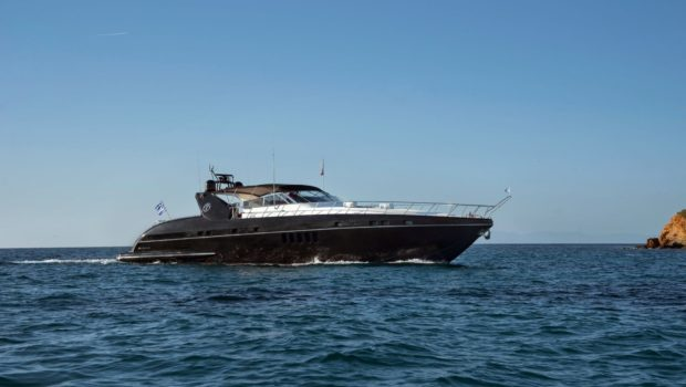 turn on motor yacht profile -  Valef Yachts Chartering - 0204
