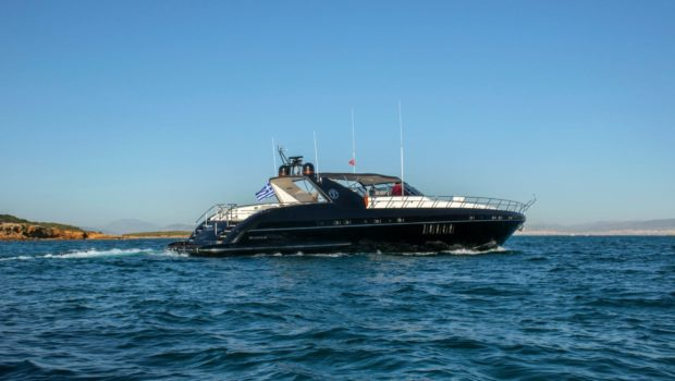 turn on motor yacht profile pic (5) -  Valef Yachts Chartering - 0200