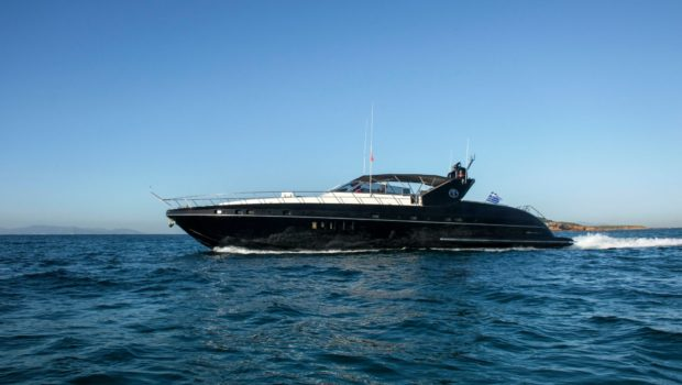 turn on motor yacht profile pic (7) -  Valef Yachts Chartering - 0199