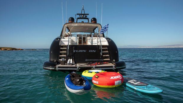 turn on motor yacht sea toys (1) -  Valef Yachts Chartering - 0188