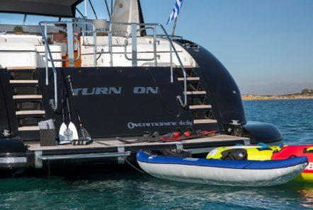 turn on motor yacht sea toys (2) -  Valef Yachts Chartering - 0187