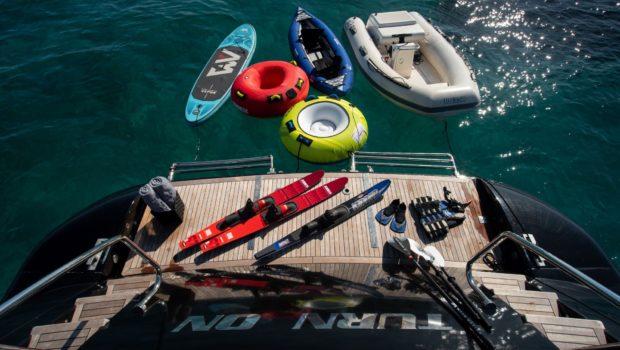 turn on motor yacht sea toys (3) -  Valef Yachts Chartering - 0186