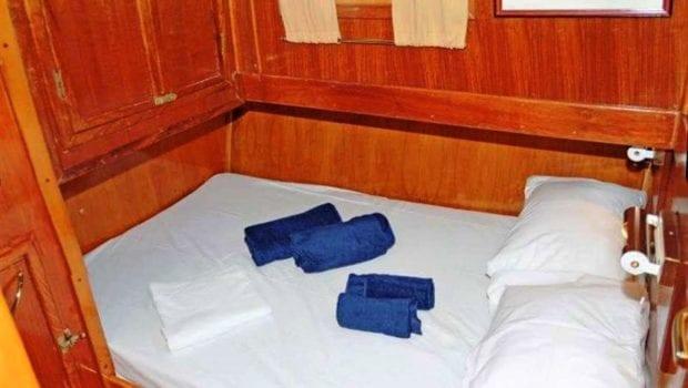 aegeas motor sailer cabins (2) -  Valef Yachts Chartering - 0090