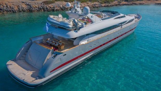 glaros motor yacht decks min -  Valef Yachts Chartering - 0027