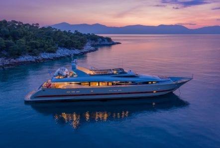 glaros motor yacht eve -  Valef Yachts Chartering - 0022