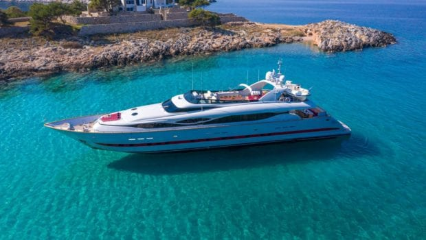 glaros motor yacht profile min -  Valef Yachts Chartering - 0048