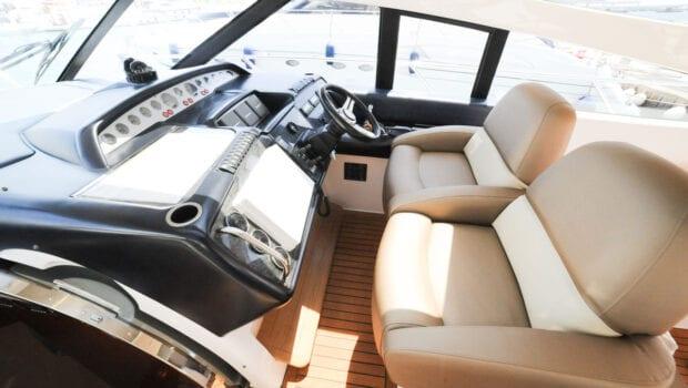 aurelia motor yacht bridge min -  Valef Yachts Chartering - 0001