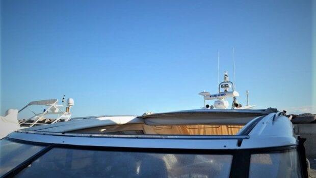 aurelia motor yacht open -  Valef Yachts Chartering - 0011