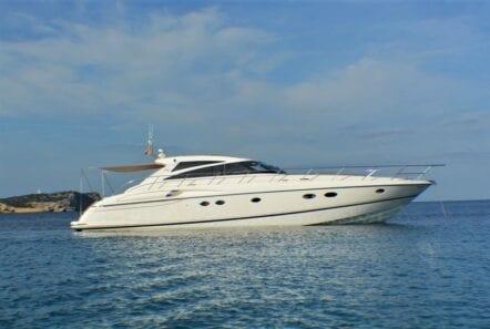 motor yacht Aurelia profile 2
