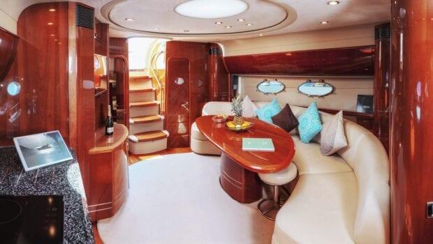 aurelia motor yacht salon (1) min -  Valef Yachts Chartering - 0009