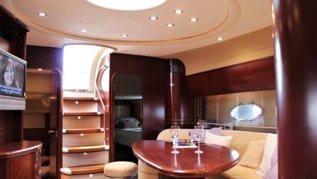 aurelia motor yacht salon (2) min -  Valef Yachts Chartering - 0008