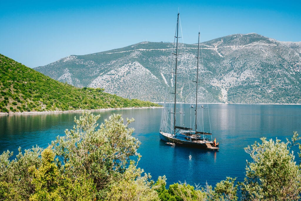 Ithaka - Summer Vacations in Greece