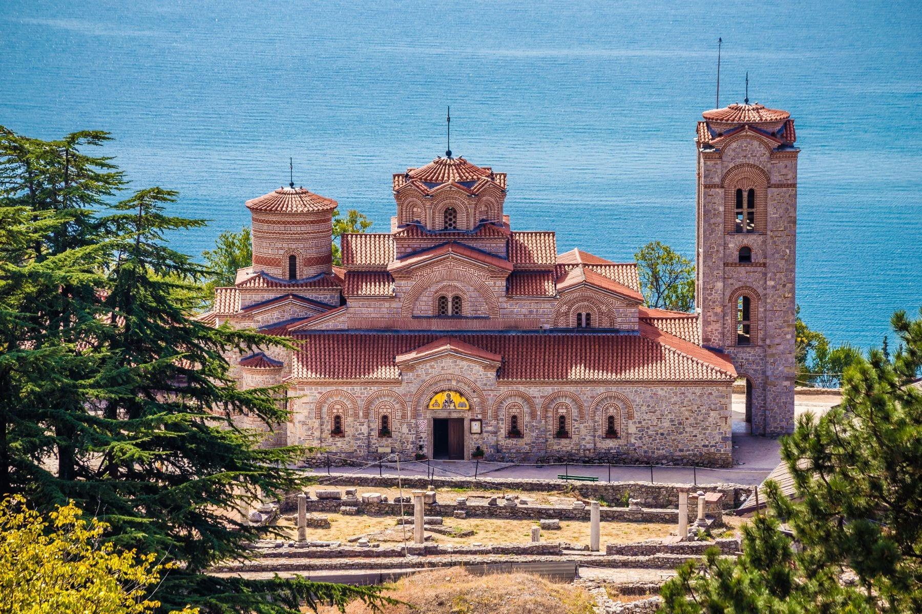 church in Macedonia