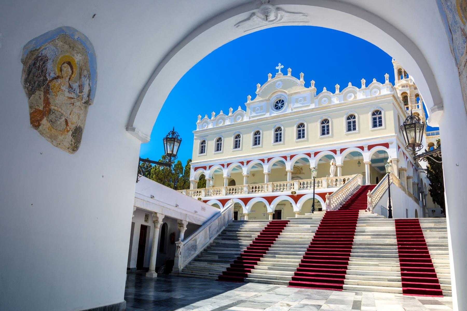 TInos monastery