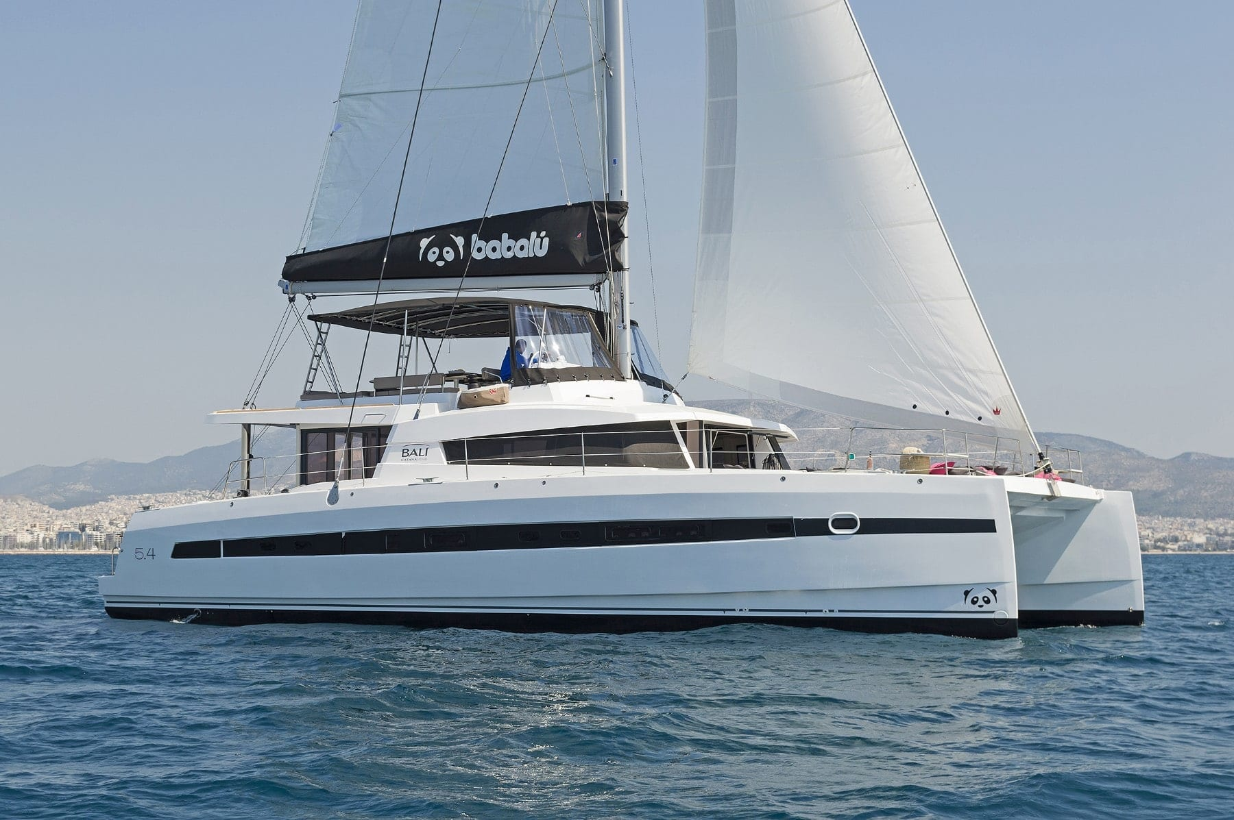 profile of yacht babalu