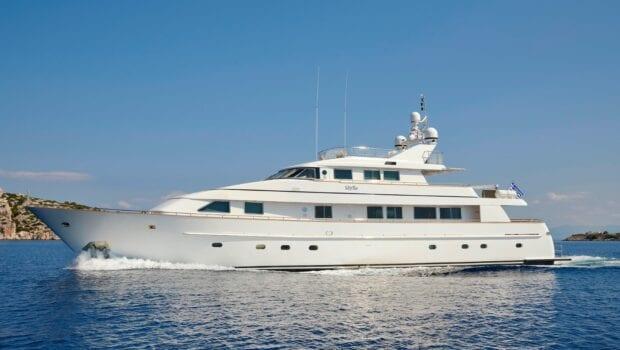 Yacht Idylle