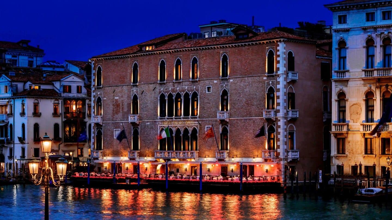 The Gritti hotel
