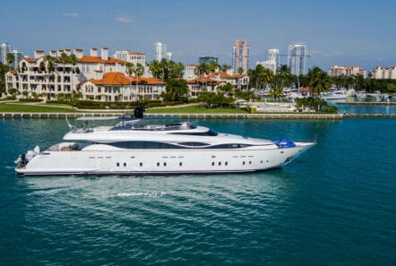 white knight yacht profile