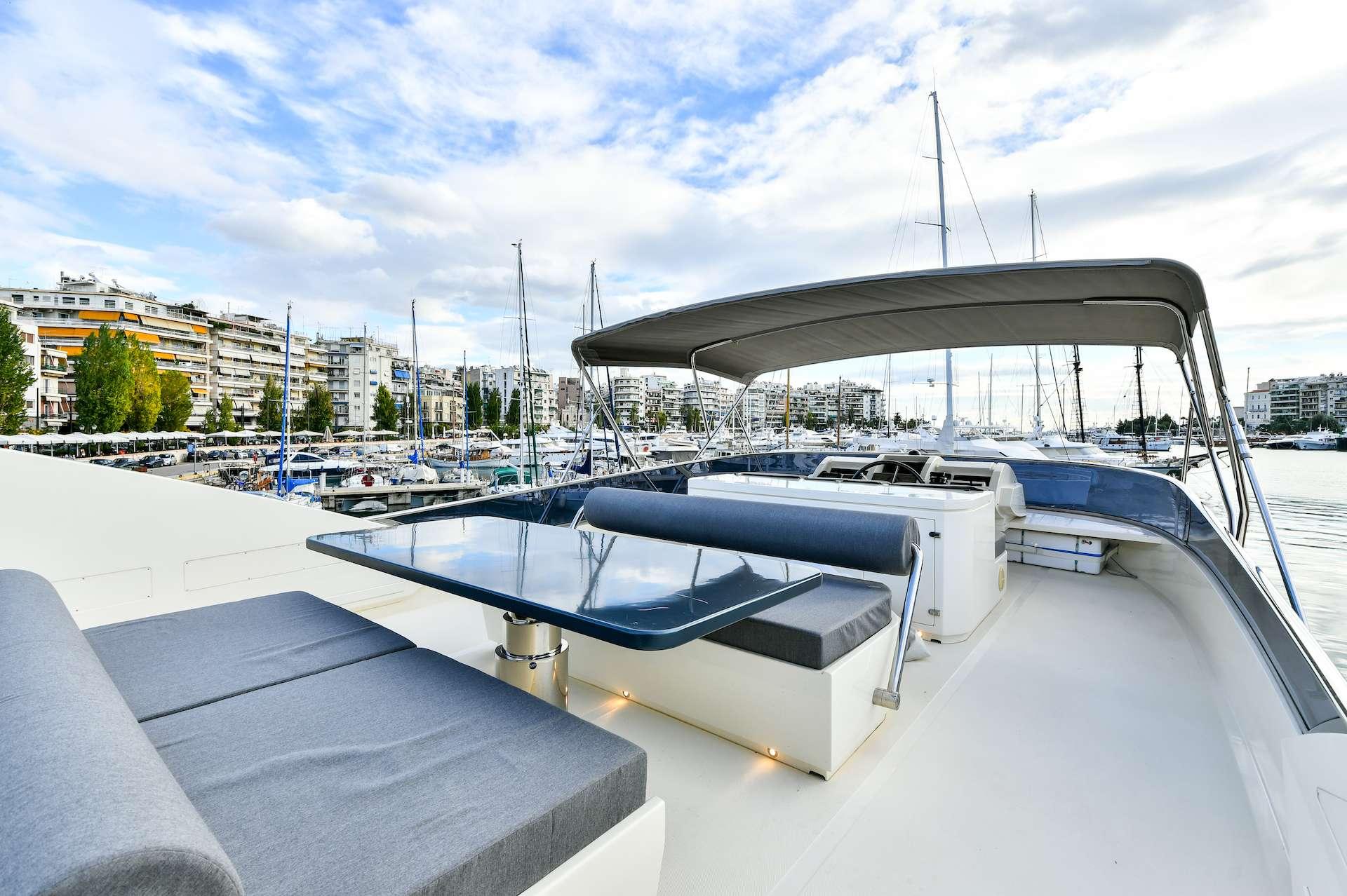sundeck yacht America