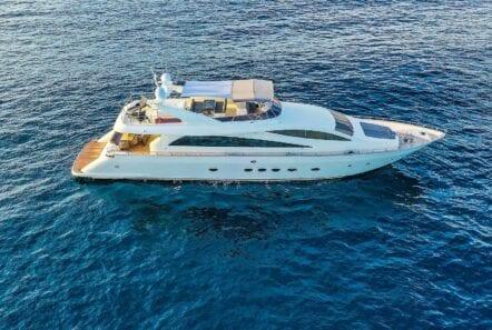 yacht profile