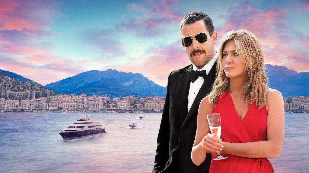 murder mystery yacht netflix min - Valef Yachts Chartering