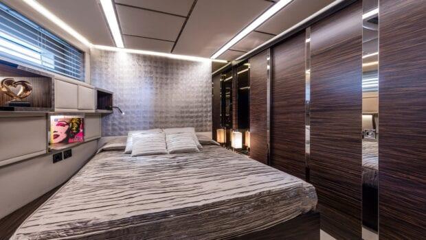 Gigreca Sailing Yacht Cabin (2) - Valef Yachts Chartering