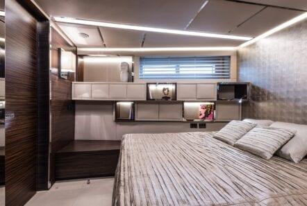 Gigreca Sailing Yacht Cabin (3) - Valef Yachts Chartering