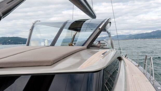 Gigreca Sailing Yacht Outdoor Lounge (1) - Valef Yachts Chartering