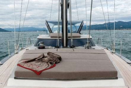 Gigreca Sailing Yacht Outdoor Lounge (3) - Valef Yachts Chartering