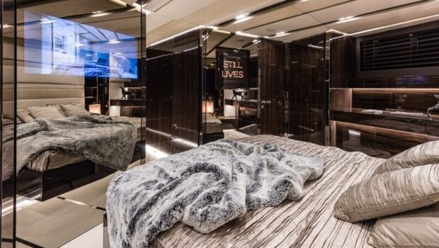 Gigreca Sailing Yacht Plush Cabins (6) - Valef Yachts Chartering