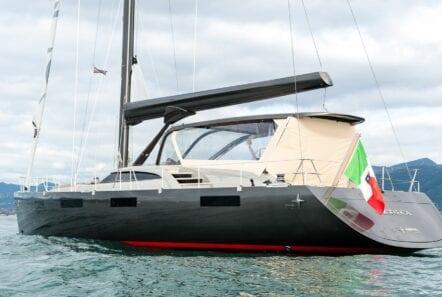 Gigreca Sailing Yacht exterior (1) - Valef Yachts Chartering