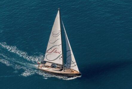 Gigreca Sailing Yacht profile - Valef Yachts Chartering