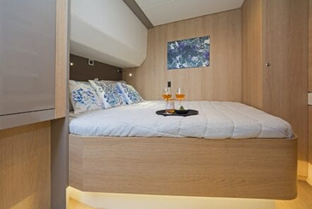 babalu catamaran cabins (1) - Valef Yachts Chartering