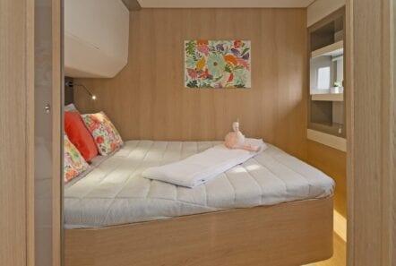 babalu catamaran cabins (3) - Valef Yachts Chartering