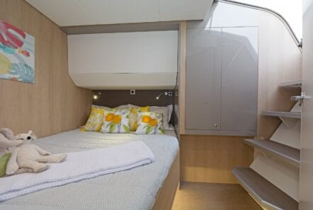 babalu catamaran double min - Valef Yachts Chartering