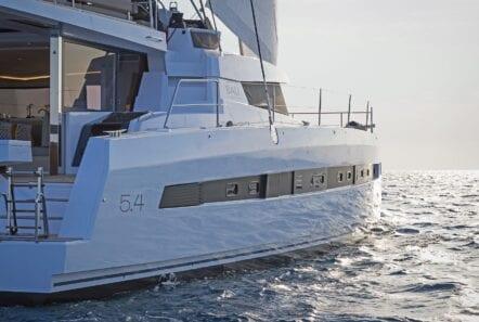 babalu catamaran profile (3) - Valef Yachts Chartering