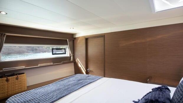 boom lagoon catamaran cabins (7) min - Valef Yachts Chartering