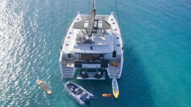 boom lagoon catamaran exterior (2) min - Valef Yachts Chartering