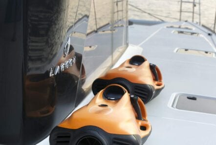 boom lagoon catamaran exterior relax (14) - Valef Yachts Chartering
