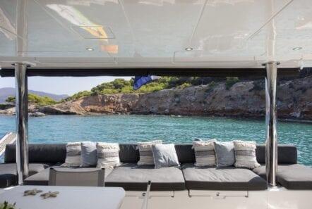 boom lagoon catamaran exterior relax (5) min - Valef Yachts Chartering