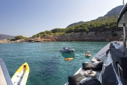 boom lagoon catamaran exterior relax (6) min - Valef Yachts Chartering