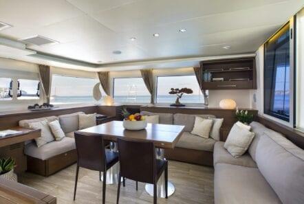 boom lagoon catamaran interior (4) min - Valef Yachts Chartering