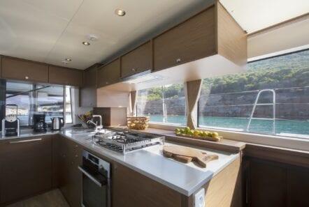 boom lagoon catamaran interior (6) min - Valef Yachts Chartering