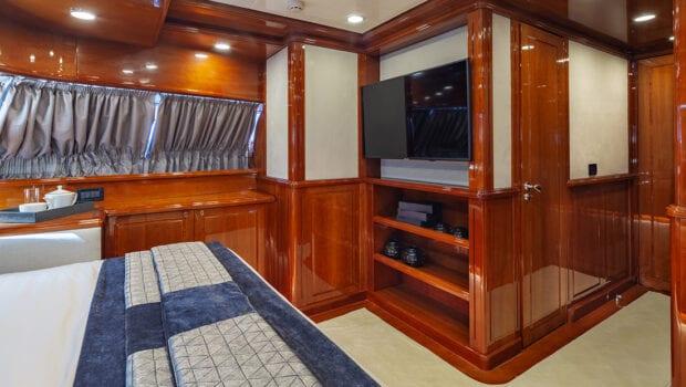 divine motor yacht interior1 - Valef Yachts Chartering
