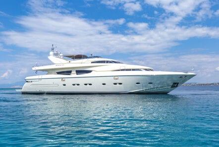 divine motor yacht profile - Valef Yachts Chartering