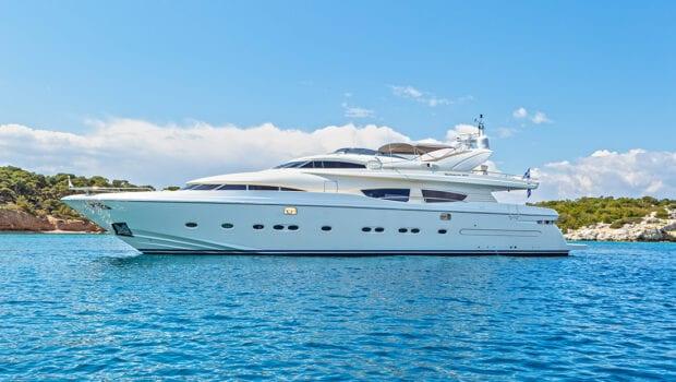 divine motor yacht profile1 - Valef Yachts Chartering